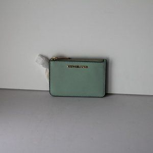 Michael Kors SM TZ Card/Coin Pouch w/ ID Case